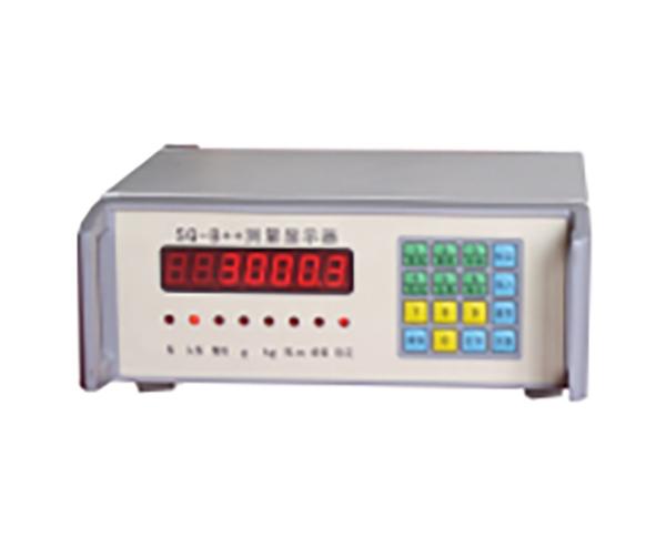 标准测力仪读数装置